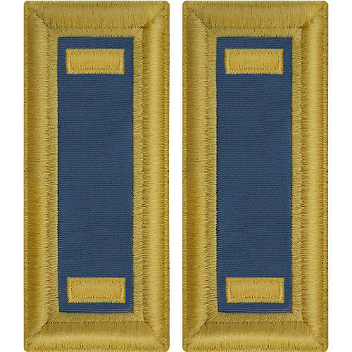 Army Shoulder Strap: Second Lieutenant Infantry