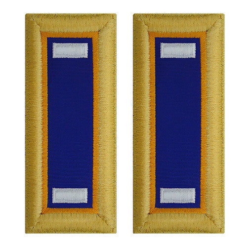 Army Shoulder Strap: First Lieutenant Aviation - female