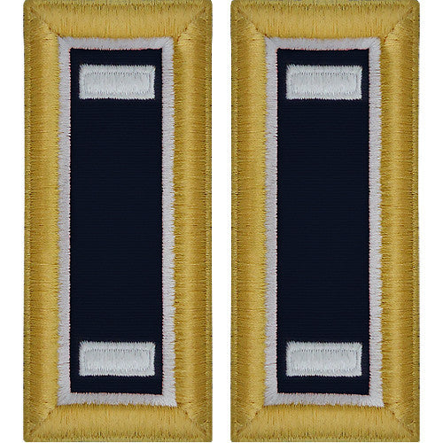 Army Shoulder Strap: First Lieutenant Judge Advocate