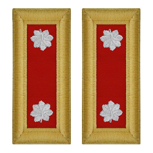 Army Shoulder Strap: Lieutenant Colonel Artillery - female