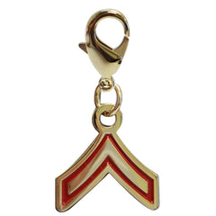 Pet Insignia Rank Charm  - PFC