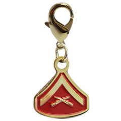 Pet Insignia Rank Charm  - L/CPL