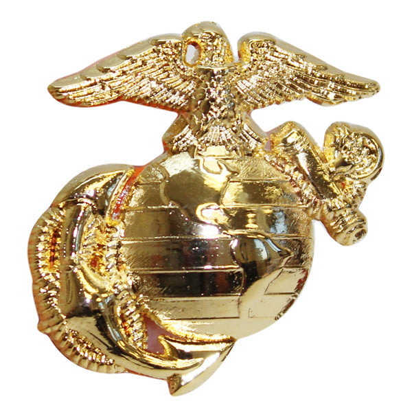 Pet Insignia Rank Charm - LARGE ENLISTED EGA