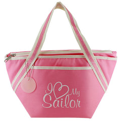 Lunch Tote: I Love My Sailor