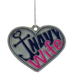 Ornament: Navy Wife