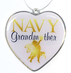 Ornament: Navy Grandmother