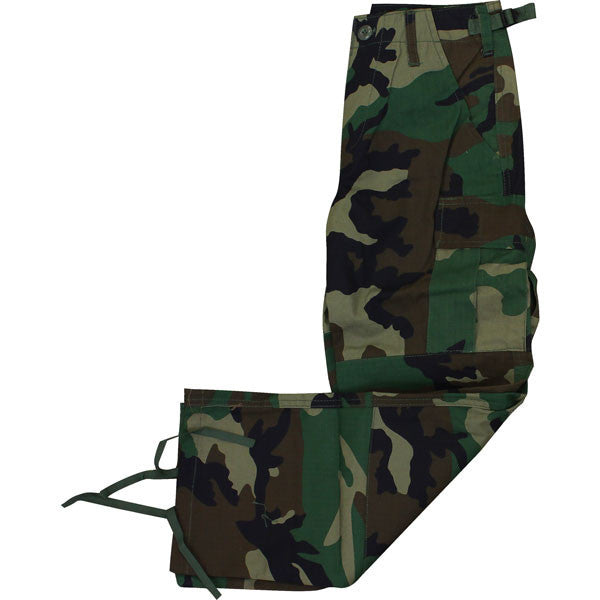 Civil Air Patrol Uniform: Youth All Weather BDU Pants - Battle Dress Uniform