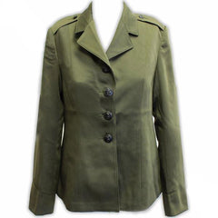 Young Marines Alpha Blouse Female (Youth)  **(ALL SALES FINAL)**
