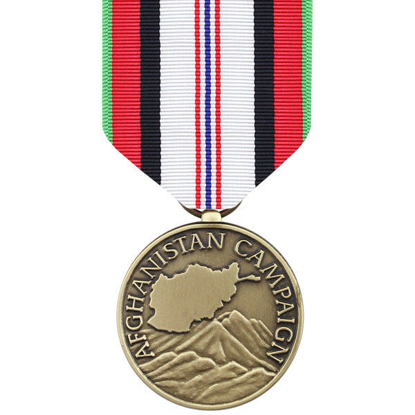 Full Size Medal: Afghanistan Campaign