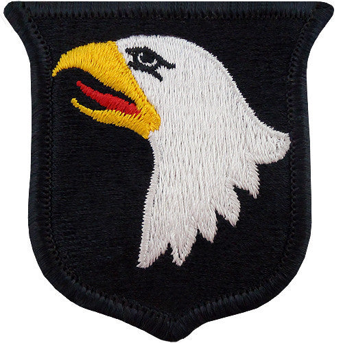 Army Patch: 101st Airborne Division - color