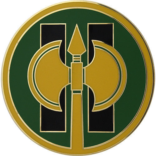 Army Combat Service Identification Badge (CSIB): 11th Military Police Brigade