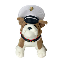 Marine Corps Chesty Bulldog in Dress Blues 13