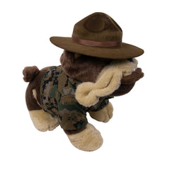 Marine Corps Digital Green BDU Bulldog 13