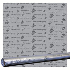 Wrapping Paper: USMC Silver and Gray - Where Legends Are Made