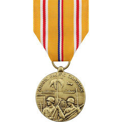 Full Size Medal: Asiatic Pacific Campaign