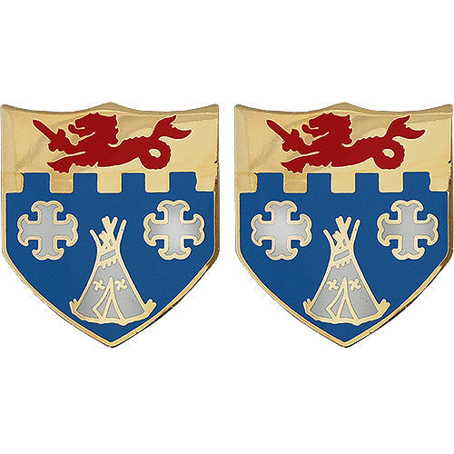 Army Crest: 12th Infantry Regiment