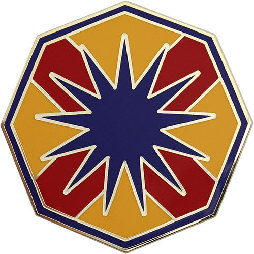 Army Combat Service Identification Badge (CSIB): 13th Sustainment Command