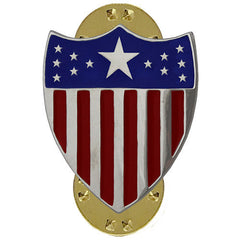 Army Officer Branch of Service Collar Device: Adjutant General