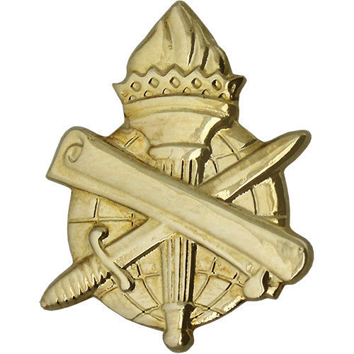 Army Officer Branch of Service Collar Device: Civil Affairs
