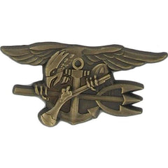 Lapel Pin: Navy Special Warfare Seal