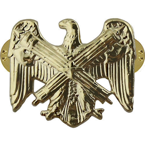 Army Officer Branch of Service Collar Device: National Guard