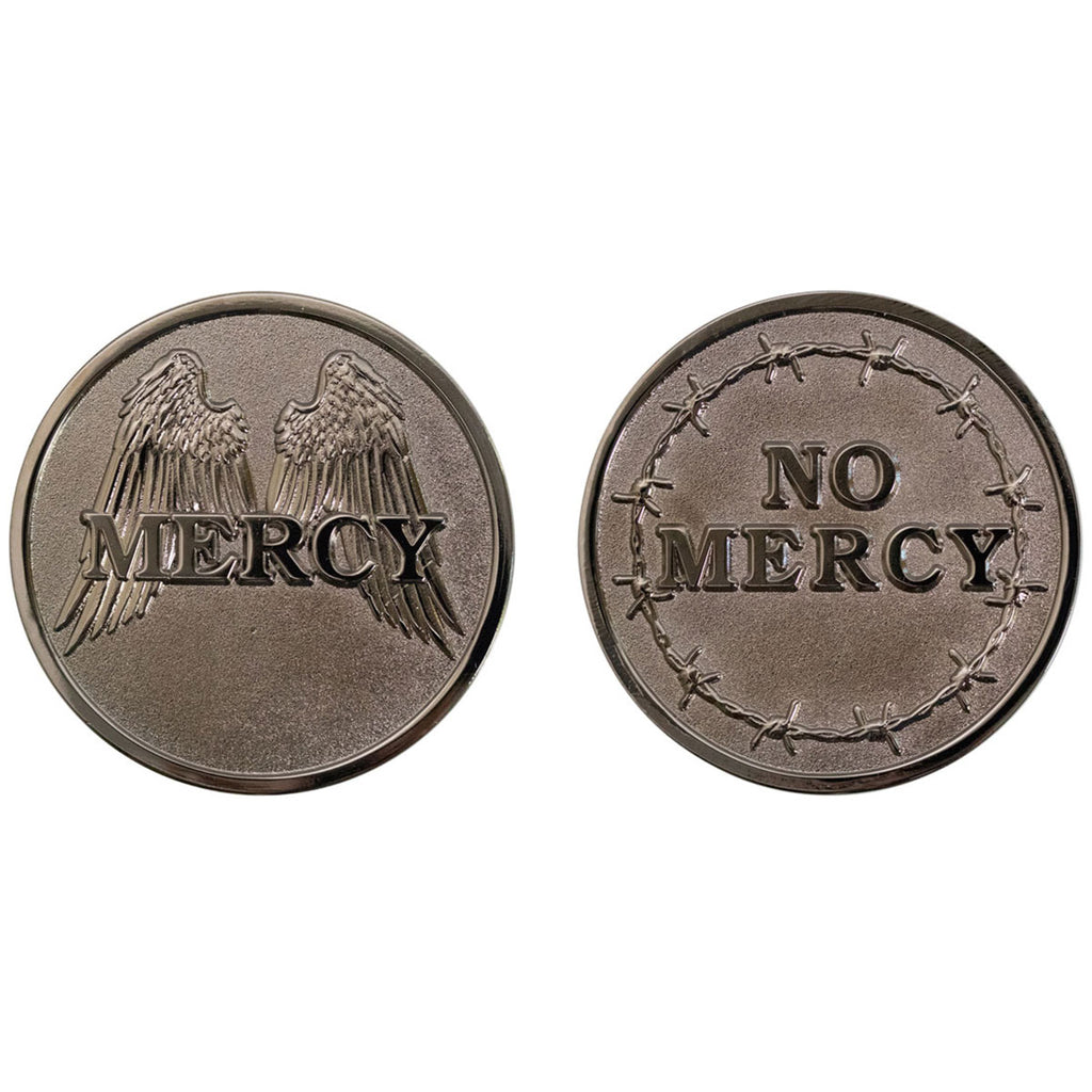Coin: Mercy No Mercy