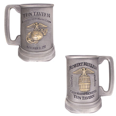 Coin: Marine Corps Tun Tavern Antique Silver