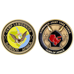 Coin: Combined Joint Task Force Horn of Africa