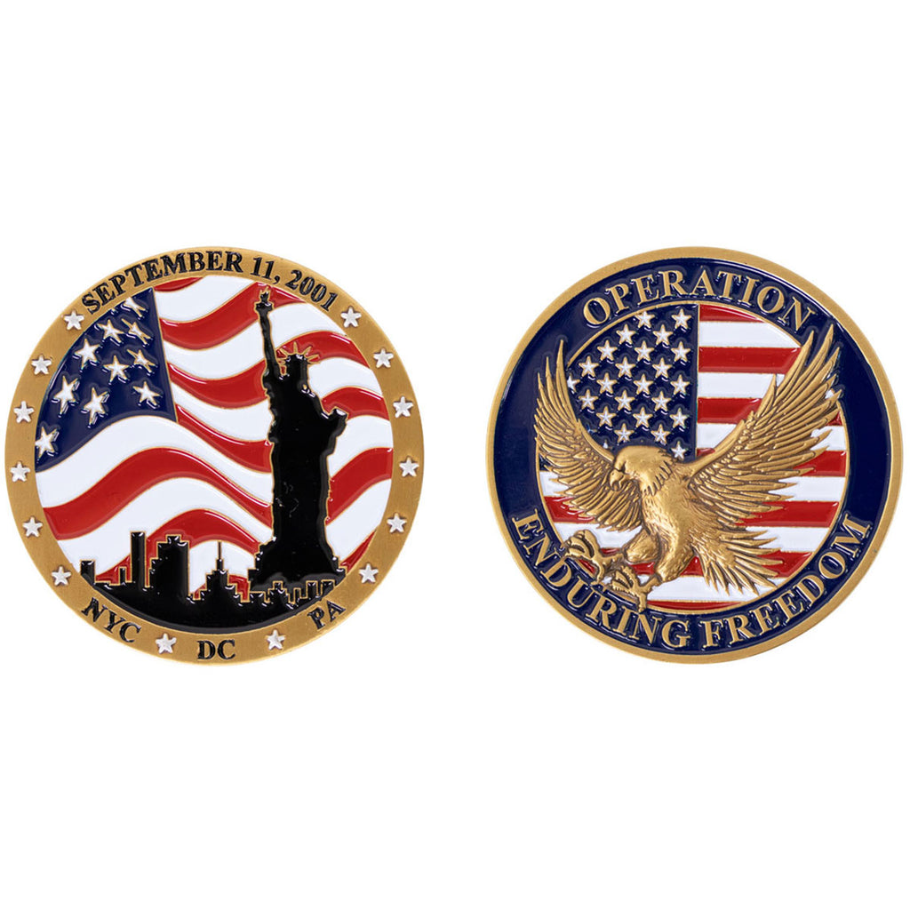 Coin: Operation Enduring Freedom