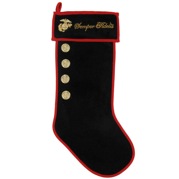 Marine Corps Stocking: Dress Blue Semper Fidelis