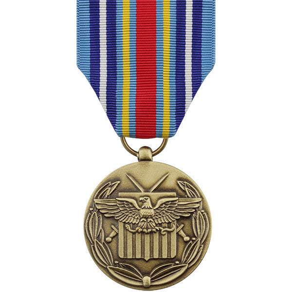 Full Size Medal: Global War on Terrorism Expeditionary