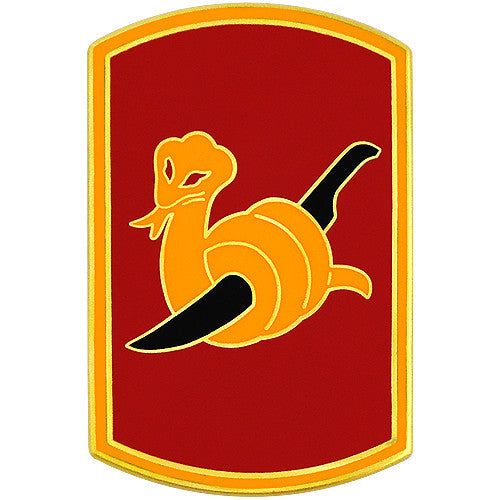 Army Combat Service Identification Badge (CSIB): 153rd Field Artillery Brigade