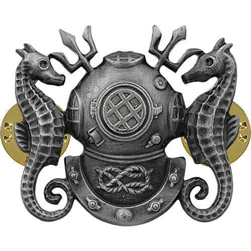 Badge: Master Diver - regulation size