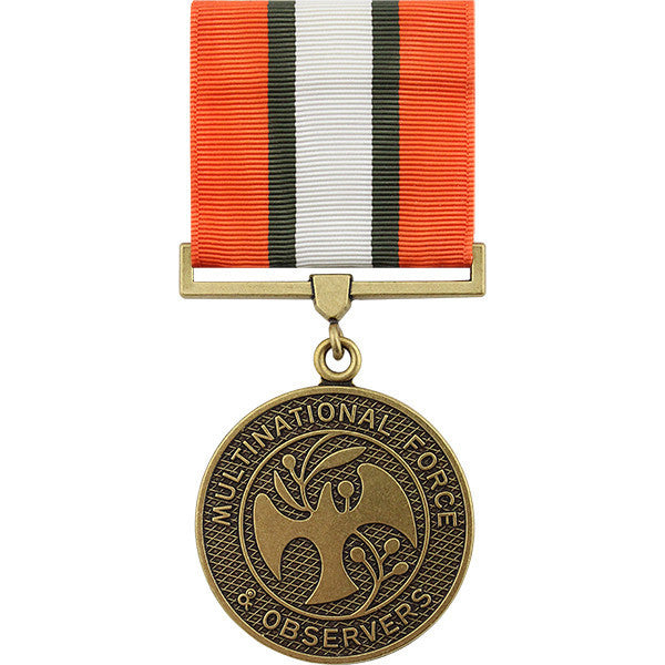 Full Size Medal: Multinational Force and Observer