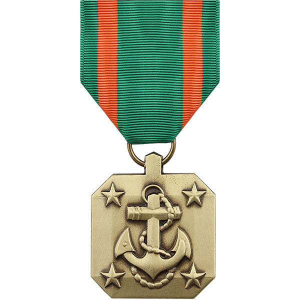 Full Size Medal: Navy Achievement