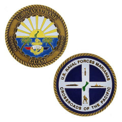 Navy Coin: Naval Base Guam
