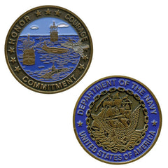 Navy Coin: Department of The Navy