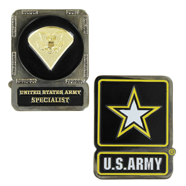 Army Coin: Specialist