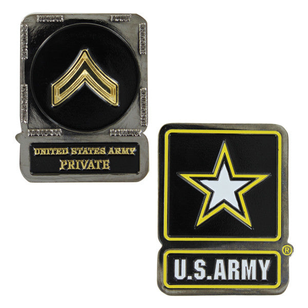 Army Coin: Private