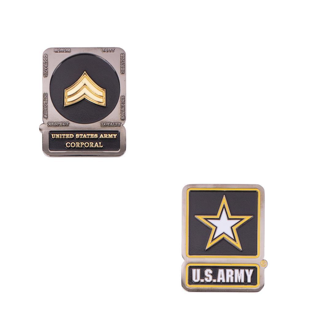 Army Coin: Corporal