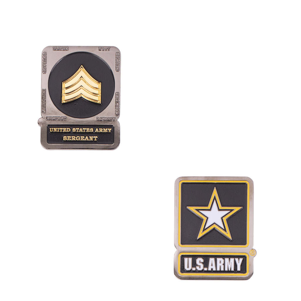 Army Coin: Sergeant