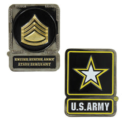 Army Coin: Staff Sergeant