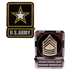 Army Coin: Master Sergeant