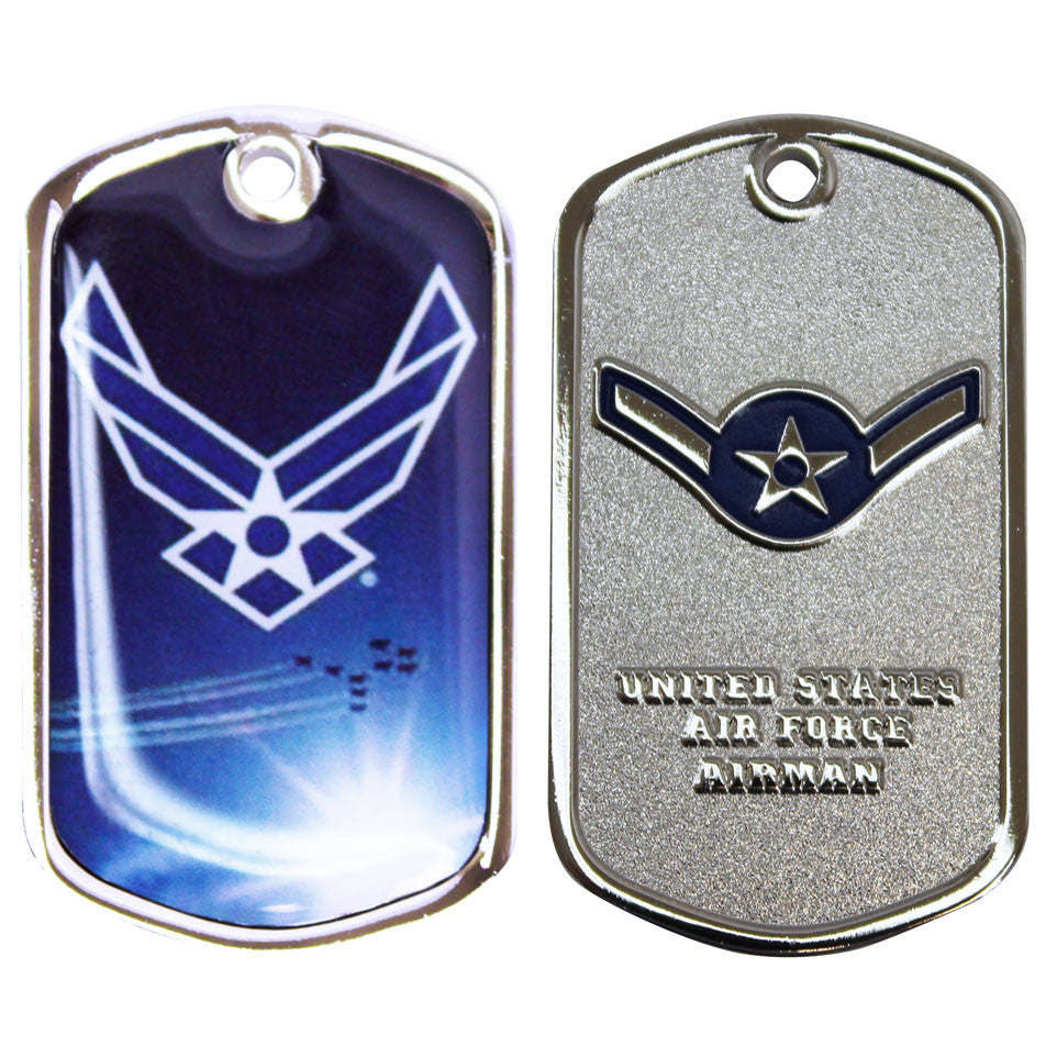 Air Force Coin: Airman