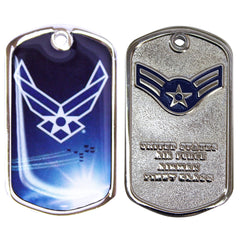 Air Force Coin: Airman 1st Class