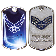 Air Force Coin: Senior Airman
