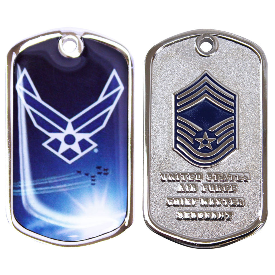 Air Force Coin: Chief Master Sergeant