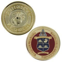 Marine Corps Coin: Third Battalion Eleventh Marines