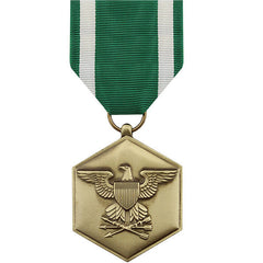 Full Size Medal: Navy and Marine Corps Commendation