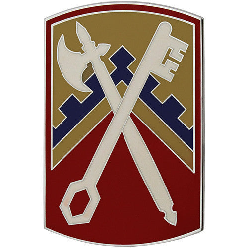 Army Combat Service Identification Badge (CSIB): 16th Sustainment Brigade